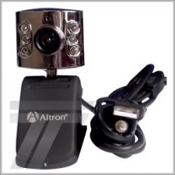 Webcam Altron CVC-2005 con Sensor de Luz