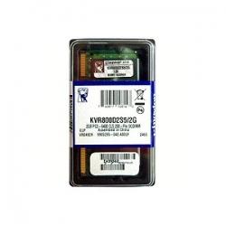 SODIMM 2GB DDR3 KINGSTON 1333MHz